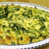 (Not Your Mama's) Spinach Cheese Casserole