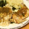 Easy Chicken with Gravy