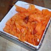 Waterless Cooked Carrots