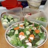 Personal Salad Bar - the Easy Salad Lunch