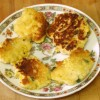 Double Corn Fritters