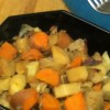 Root Vegetables in a Slow Cooker