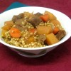 Beef Stew with Sorghum