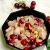 Pork with Sour Cherries