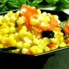 Summer Corn and Tomatoes