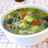 Down'n'Dirty Chicken Soup