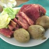 Irish American Corned Beef and Cabbage