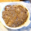 Tilapia with Gluten Free Pecan Topping