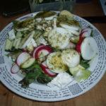 Theme: Salad dressing – Variation: Herb