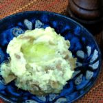 Mashed Potatoes (with Peel)