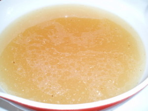 Chicken Stock (Bone Broth) - Inhabited Kitchen