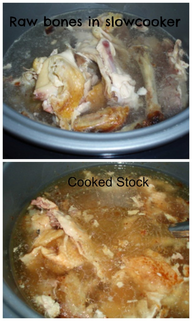 Chicken Stock - Inhabited Kitchen