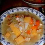 Basic Homemade Chicken Soup