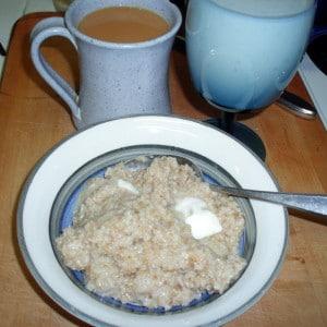 WIAW#3 - breakfast