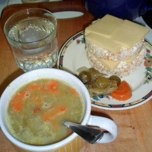 WIAW #3 - Lunch