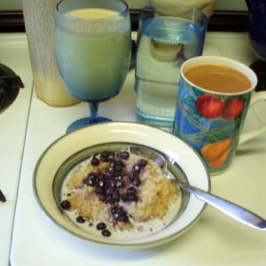 Breakfast - WIAW 8