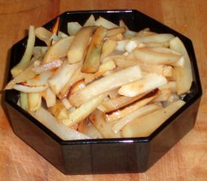 Winter Vegetables - Inhabited Kit chen