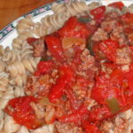 Quick Pasta Sauce – Transition From Takeout