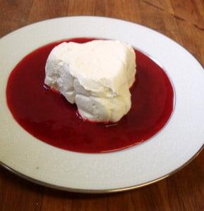 Valentine's Day Coeur a la Creme - Inhabited Kitchen