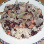 Pork and Black Beans