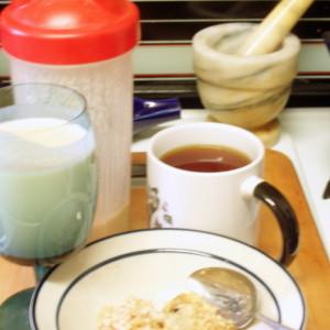 Breakfast - inhabitedkitchen.com