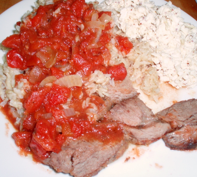 Grandma's Swiss Steak