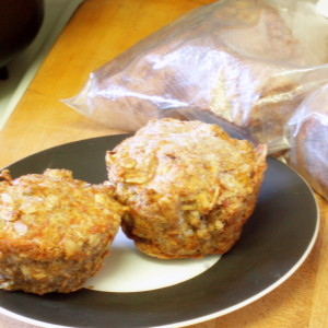 Frozen meatloaf muffins - inhabitedkitchen.com