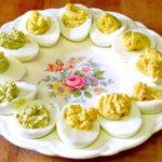 Stuffed Eggs, Three Ways (Hard Cooked Eggs, Part 2)