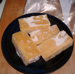 Frozen Tofu