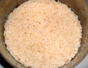 Cooked Brown Rice - inhabitedkitchen.com