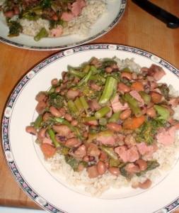 Quick Dinner - www.inhabitedkitchen.com