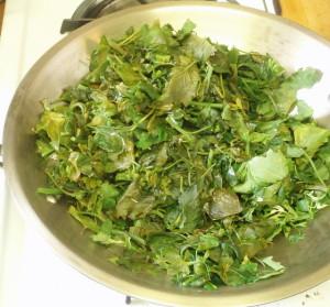 cooking greens - www.inhabitedkitchen.com