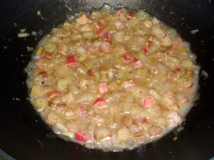 Stewed rhubarb - www.inhabitedkitchen.com