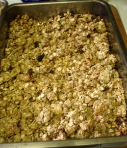 Toasted Homemade Granola - www.inhabitedkitchen.com