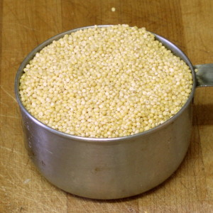 Whole Raw Yellow Millet - www.inhabitedkitchen.com