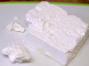 Bulgarian Feta Cheese - www.inhabitedkitchen.com
