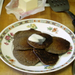 How Not to Work with Historic Recipes… Buckwheat Pancakes