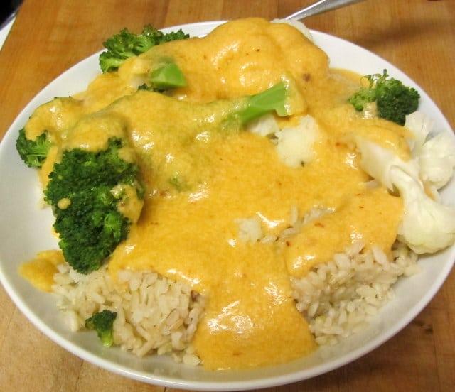 Chipotle Cheese Sauce - www.inhabitedkitchen.com