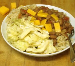 Chili dinner - www.inhabitedkitchen.com