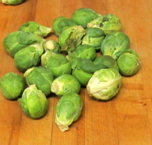 Brussels Sprouts - www.inhabitedkitchen.com