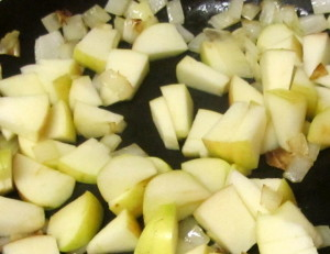 Apples and onions - www.inhabitedkitchen.com