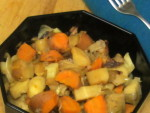 Slow Cooked Root Vegetables - www.inhabitedkitchen.com