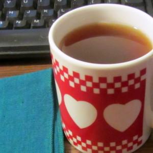 A nice cup of tea... www.inhabitedkitchen.com
