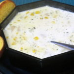 Clam and Corn Chowder - www.inhabitedkitchen.com