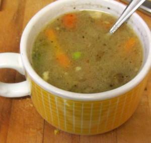 Lentil Soup Lunch - www.inhabitedkitchen.com