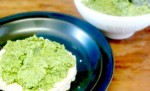 Super Simple Spinach Hummus