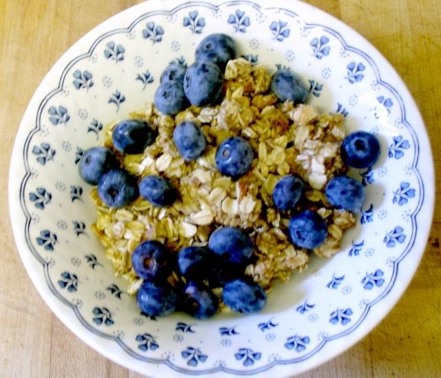 Sugar Free Granola - Inhabited Kitchen