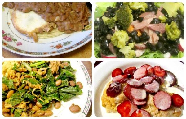 A day of delicious gluten free June meals - www.inhabitedkitchen.com