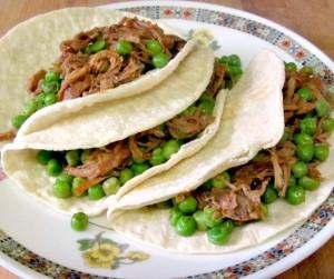 Pulled Pork Tacos - Inhabited Kitchen