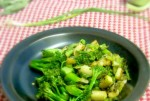 Pan sear young vegetables for a delicate crisp-tender burst of flavor. - www.inhabitedkitchen.com
